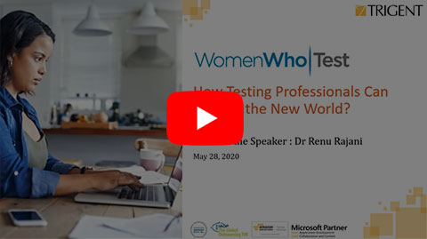 How Testing Professionals Can Excel in the New World?