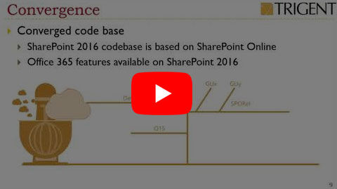 Insights on SharePoint 2016